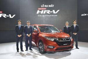 Honda HR-V giá cao vẫn tự tin đặt mục tiêu bán 1.000 xe trong 6 tháng