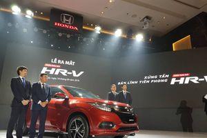 Honda ra mắt siêu phẩm HR-V, giá bán rẻ bất ngờ từ 786 triệu đồng
