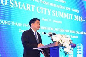 Hà Nội: Sẵn sàng học hỏi, chia sẻ kinh nghiệm để phát triển đô thị thông minh