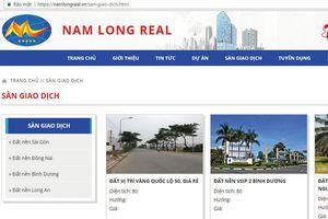 Nam Long Real bị phạt, khách hàng lo mất của