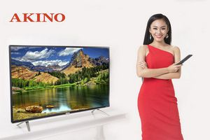 Tận hưởng đỉnh cao công nghệ từ TV AKINO
