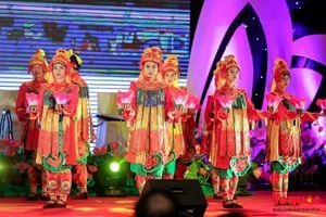 Giới thiệu 'Những sắc màu văn hóa Việt Nam' tới đại biểu tham dự Đại hội Tổ chức các cơ quan kiểm toán tối cao châu Á