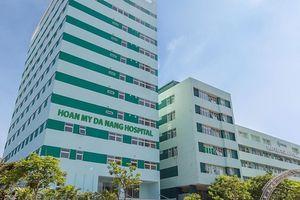 Tòa nhà 12 tầng Bệnh viện Hoàn Mỹ Đà Nẵng đi vào hoạt động