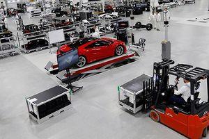 Tổng thống Mỹ áp đặt thuế quan, doanh nghiệp lo 'bài học lốp xe' tái diễn