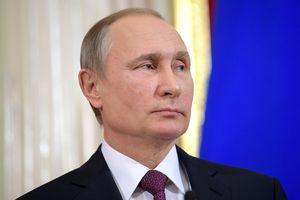 Tổng thống Putin không đổ lỗi cho Israel gây ra vụ bắn hạ máy bay Il-20