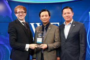 MBS được World Finance trao hai giải thưởng danh giá