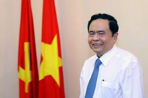 BẢN TIN MẶT TRẬN: Chủ tịch Trần Thanh Mẫn thăm và làm việc tại Liên bang Nga và Cộng hòa Cuba