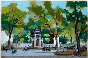 'Điều kỳ diệu' của họa sĩ Lê Văn Xương