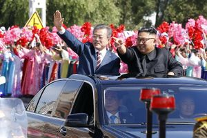 Hàn Quốc,Triều Tiên muốn đăng cai World Cup 2030, Olympic 2032