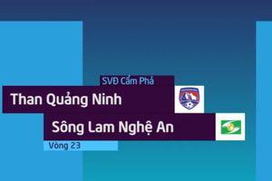 Highlights CLB Quảng Ninh 2-2 SLNA: Ngày của ngoại binh