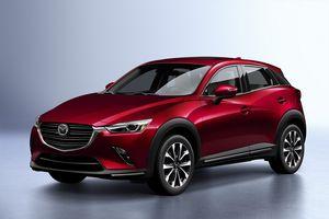 Mazda CX-3 2020 sẽ lột xác - to lớn và thực dụng hơn