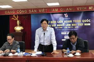 43 đơn vị tham gia liên hoan Tiếng hát người làm báo Việt Nam mở rộng năm 2018