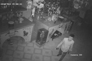 Hưng Yên: Khẩn trương truy tìm đối tượng trộm cắp tài sản của nhà chùa