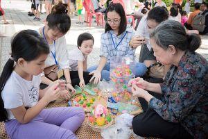 Các chương trình trung thu 2018 cho thiếu nhi: Lưu giữ văn hóa cổ truyền, trao gửi yêu thương