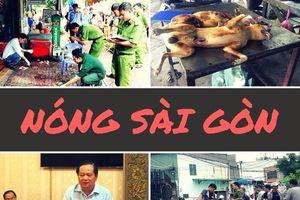 Nóng nhất Sài Gòn: Vợ chết, chồng thoi thóp trong căn nhà