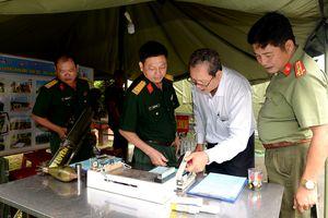 Quân khu 5 sơ kết 5 năm thực hiện Nghị quyết số 765 của Quân ủy Trung ương