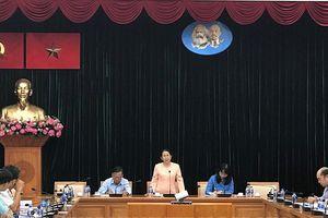 50 đại biểu công đoàn TPHCM tham dự Đại hội XII Công đoàn Việt Nam