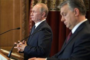 Hungary – Nga 'kề vai sát cánh' đối đầu EU