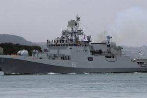 Ấn Độ dọn đường cho thương vụ mua tàu Nga trị giá 2,2 tỷ USD