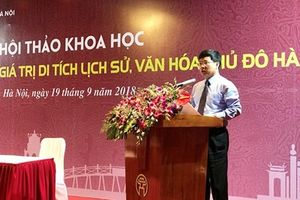 Hà Nội: Bảo tồn và phát huy giá trị di tích lịch sử, văn hóa