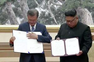 Hàn, Triều ký thỏa thuận quân sự