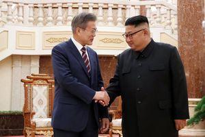 Thượng đỉnh liên Triều ở Bình Nhưỡng: thân mật, hòa hiếu
