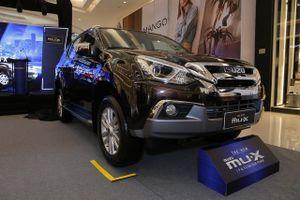 Isuzu ra mắt hai dòng xe mới