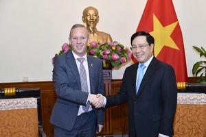 Anh xếp thứ 15/129 quốc gia và vùng lãnh thổ đầu tư vào Việt Nam