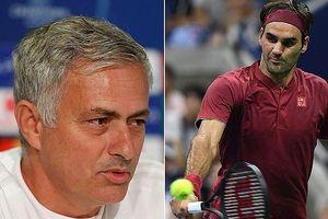 Mourinho bất ngờ yêu cầu sao M.U học hỏi Roger Federer