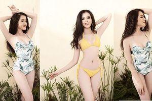 Thúy Vi khoe body cực chuẩn trước thềm Miss Asia Pacific International