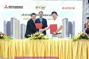 Mitsubishi tiếp nối những đối tác tên tuổi của dự án 6th Element
