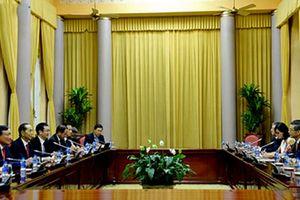 Tòa án hai nước Việt Nam-Trung Quốc: Đẩy mạnh và làm sâu sắc quan hệ hợp tác song phương