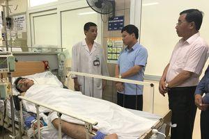 PCT Hà Nội Ngô Văn Quý có nên đi thăm nạn nhân vụ lễ hội âm nhạc?