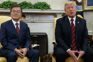 Ông Moon Jae-in ấn định ngày gặp Trump ngay sau hội nghị Hàn - Triều