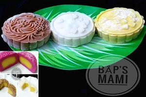 Học mẹ đảm làm bánh dẻo lạnh CỰC NGON, CỰC ĐẸP MẮT cho con yêu trong mùa Tết Trung Thu