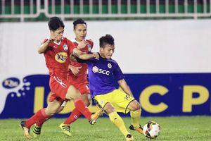 HAGL lại đại bại trên sân nhà trước tân vương Hà Nội FC?