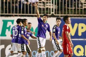 Tiếp tục thua đậm Hà Nội FC, 'những đứa con của bầu Đức' đang rơi vào vực thẳm