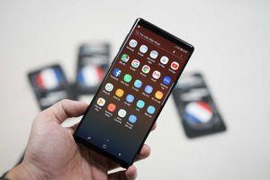 Nâng cấp trong trải nghiệm Galaxy Note9