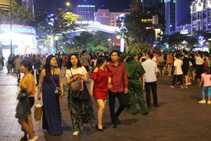 TP Hồ Chí Minh có thêm nhiều tuyến phố đi bộ ở khu vực trung tâm