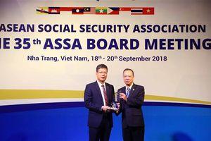 Trao 17 giải thưởng An sinh Xã hội ASEAN