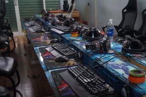 Bắt đối tượng gây ra vụ trộm tài sản gần 400 triệu đồng ở tiệm internet