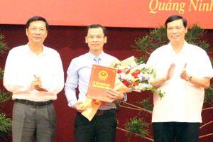 Nhân sự mới Quảng Ninh, Thanh Hóa, Hà Nội, TP.HCM