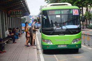 Buýt TP.HCM bỏ tuyến vì trợ giá thấp, giải ngân chậm