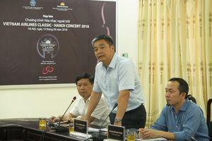 Dàn nhạc giao hưởng đẳng cấp nhất thế giới diễn quốc ca Việt Nam
