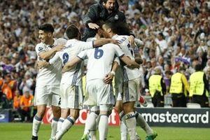 TRỰC TIẾP Real Madrid 0-0 Roma: Kền kền trắng áp đảo (H1)