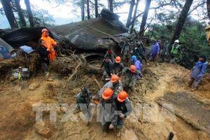 Số người thiệt mạng do bão Mangkhut có thể chạm mốc 3 con số
