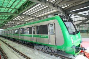 Sẽ có nhiều kịch bản chạy thử các đoàn tàu tuyến Cát Linh – Hà Đông