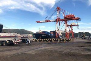 Thứ trưởng Bộ Giao thông Vận tải lên tiếng về vụ việc Cảng Quy Nhơn