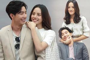 Sao bao ngày đợi mong, cặp đôi 'phim giả tình thật' Tono Pakin và Nychaa Nuttanicha đã tái hợp trên màn ảnh nhỏ