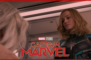 Tại sao trong trailer, 'Captain Marvel' lại thẳng tay đánh cả người già thế kia?